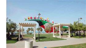 أضخم علم للكويت.. يحلق في سماء «الخليج» بـ 120 بالوناً
