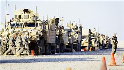 دراسة: انسحاب القوات الأمريكية من العراق يفرض تحديات عدة على دول الجوار