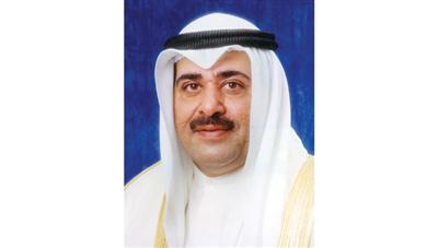 الشيخ أحمد الحمود
