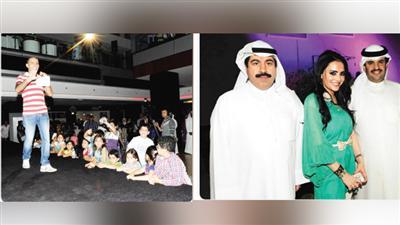 افتتاح مبهر لـ «كرييتف ديزاين سنتر»..في الشويخ