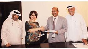 «العلاقات العامة» وقعت اتفاقية شراكة مع البورد العربي للتدريب