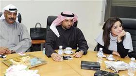 أبطال «شاليه بنيدر»: الفن الكويتي متوهج مع الشباب.. وانظروا لتهافت الفضائيات