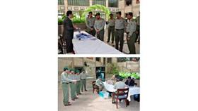 حملة «عمل بدون تدخين» متواصلة في «الحرس الوطني»