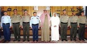 «الدفاع»: تعيين 5 ضباط أمَّار في مناصب جديدة