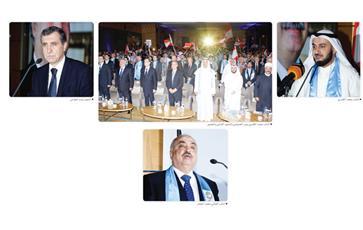 القضية السورية تخرج السفير اللبناني من حفل «ذكرى استشهاد الحريري»