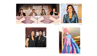 نجوى كرم: «Arab''s Got Talent» اختارني لأن لي «قلباً في عقلي وعقلاً في قلبي»