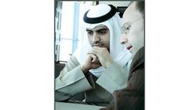 الشيخ مشعل الجابر يراجع إجراءات جذب رؤوس الأموال
