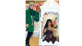 فاطمة إسماعيل تطلق «حريم سلطان» في معرضي عروس أبو ظبي وقطر