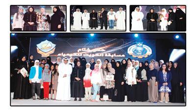 ثانوية صباح السالم في المركز الأول بمسابقة الكويت الأولى للكيمياء