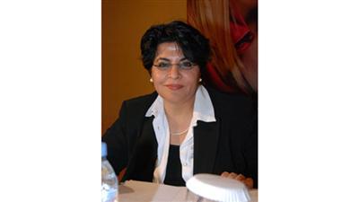 الزميلة ليلى أحمد