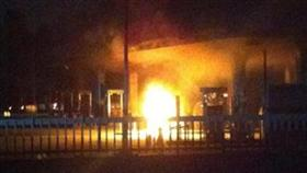 الإطفاء:إخماد حريق محدود في مضخة للوقود بمحطة وقود قرطبة بلا إصابات