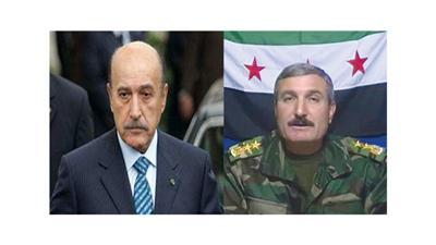 رياض الأسعد: عمر سليمان لم يُقتل في دمشق