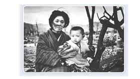 القنبلة الذرية تسلخ الجلود وتصهر العظام وتشوِّه الأجنة في «Hiroshima Nagasaki»