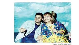 هدى حسين تحتفل بعيد ميلادها الـ 47 عاماً