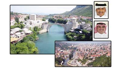 تسابق لشراء عقارات في جورجيا والبوسنة وتركيا وماليزيا