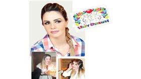 سودابة علي: «أستحي» أسوي حق نفسي عيد ميلاد لكن دايما زملائي يحتفلون فيني
