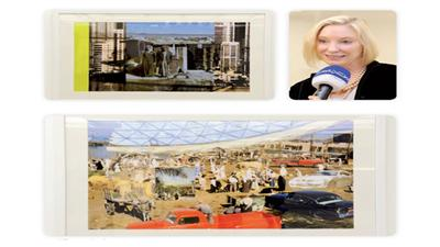 أماندا تسجل ذكرياتها الكويتية بالفوتوكولاج في «تلوين الماضي»