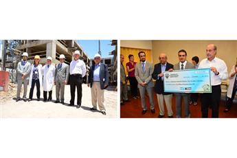 da470735a الكويت تمول توسعة مستشفى غاراهان الأرجنتيني