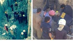 مقتل عاملين.. في انهيار بقصر الشيخ خزعل