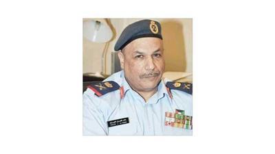 رئيس الأركان يبحث مع مدير القضاء العسكري الأردني بالإنابة مواضيع عسكرية