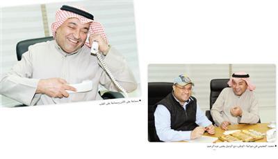 محمد العجيمي: الكآبة تغزو المحطات الفضائية والرجال يبكون أكثر من الحريم