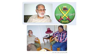 - الزميل فوزي عويس محاوراً د.محمد حبيب