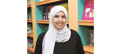 المؤلفة الكويتية أميمة العيسى تفوز بجائزة دولة قطر لادب الطفل