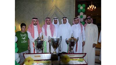 الشيخ فيصل المالك ومالكو اسطبل العرين
