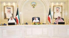 سمو رئيس الوزراء مترئسا الاجتماع