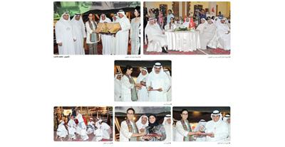 أمثال الأحمد: العطاء للكويت هو الأساس الذي لابد أن نربي شبابنا عليه