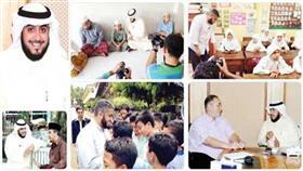 القارئ فهد الكندري: أسعى إلى إنشاء مجتمع قرآني متميز يشارك فيه كل من يعيشون على أرض الكويت