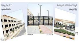 جامعة جابر الاحمد..تجهيزات واستعداد ومسابقة للزمن للانتقال