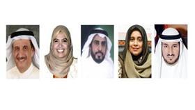 طلق الهيم - يسرى العمر - عبدالله الحربي - منى الصلال - محمد الداحس