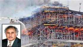 تشكيل لجنة لدراسة أسباب حريق مدينة صباح السالم الجامعية