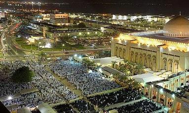 وزارة الشباب تتعاون مع ادارة المسجد الكبير لتنظيم العمل التطوعي في رمضان المبارك