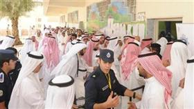 المركز الأول بالخامسة يحصده عبدالله التميمي بـ «4135 صوتاً» والهاجري ثانياً بـ «3251»