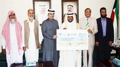 الكويت تتبرع بنصف مليون دولار للجامعة الإسلامية العالمية في باكستان