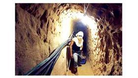 انفاق بين مصر وقطاع غزة