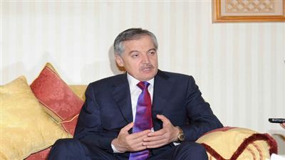 وزير خارجية طاجيكستان سراج الدين أصلوف