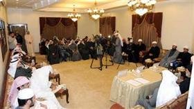 الحضور في ديوان الديباجي