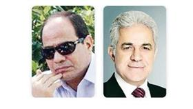 أنصار السيسي وصباحي يتراشقون بالحجارة والسباب بالإسكندرية