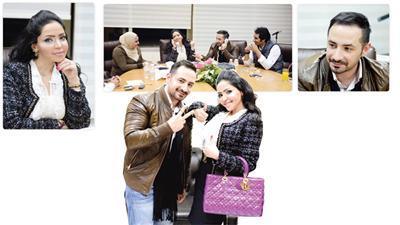 الشقيقين فاطمة وحسين العبدالله: ما نقدر نبعد عن بعض..!