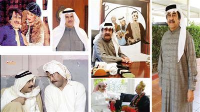 عبدالحسين عبدالرضا في حوار مع الوطن: أول أجر حصلت عليه 5 دنانير من التلفزيون ودينار ونصف الدينار من الإذاعة