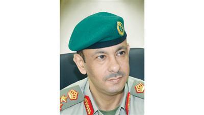 العميد محمد الفرحان