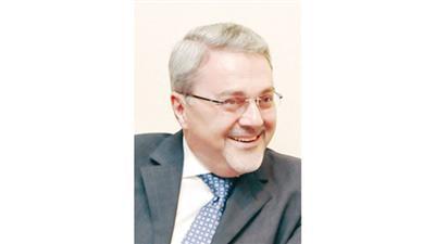 السفير العراقي محمد حسين بحر العلوم