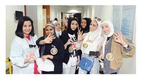 «الائتلافية» تفوز بمقاعد اتحاد الطلبة للمرة الـ 36