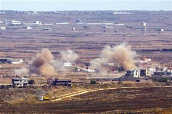 المرصد السوري: التحالف الدولي يقصف ثلاث مصافي للنفط يسيطر عليها «داعش» في الرقة