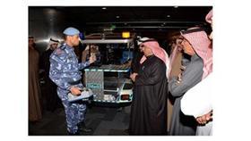 الفريق الفهد يختتم زيارته بقطر بالاطلاع على الإجراءات الأمنية بمطار حمد الدولي