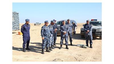«دروع الأمن» بـ«الأمن الخاصة» تختتم الدورة التأسيسية (13) للقتال في المناطق المبنية