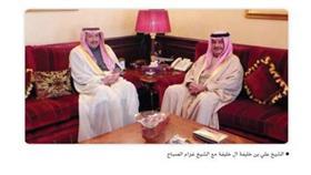 علي آل خليفة: سمو الأمير من الأعمدة الرئيسية في استقرار المنطقة